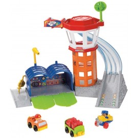 Aéroport Little People Wheelies - Fisher Price