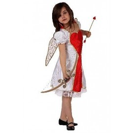 Costume ange Cupidon fille