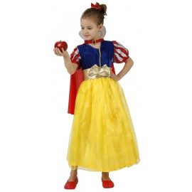Costume Princesse neige fille