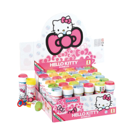 Bulle de savon Hello Kitty - 60 ml