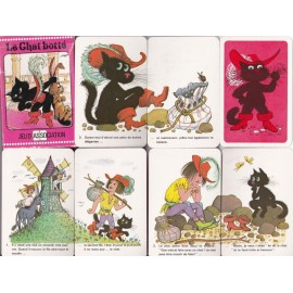 Jeu de cartes d'association les contes
