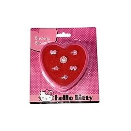 "Ensemble de 6 bagues ""Hello Kitty"""