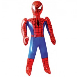 Personnage gonflable Spiderman