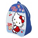 Sac à dos bleu Hello Kitty enfant