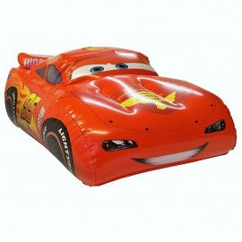 Voiture Cars Disney gonflable