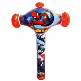 Marteau gonflable Spiderman (Crazy Bumper)