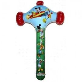 Marteau gonflable Mickey (Crazy Bumper)