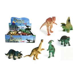 Dinosaure à collectionner (12 à 14 cm)