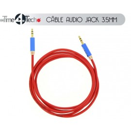 Câble audio jack 3.5 mm