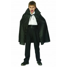 Cape de vampire Halloween enfant
