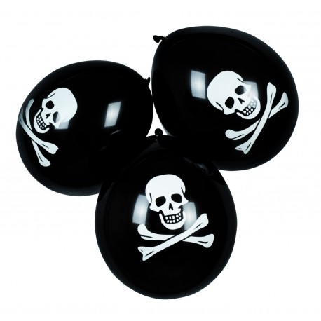 Ballons gonflables Pirate anniversaire