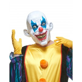 Masque Clown diabolique latex