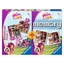 Pack Puzzle + Memory Mia and Me - Ravensburger