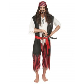 Costume Pirate homme déguisement adulte