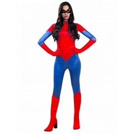 Costume Spider Girl femme déguisement adulte