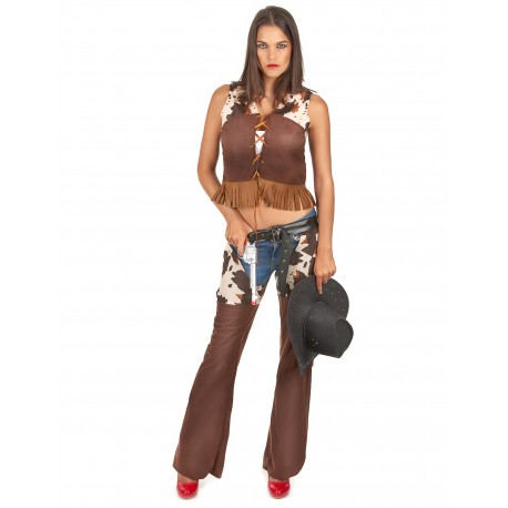 Déguisement Cowgirl Femme costume adulte