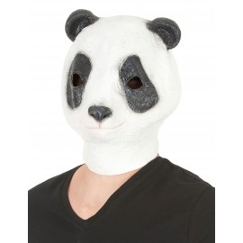 Masque Panda en latex adulte