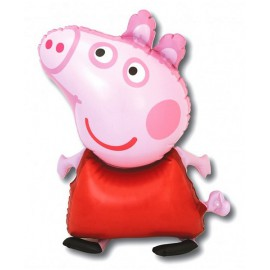Personnage gonflable Peppa Pig