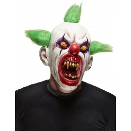 Masque Clown terrifiant latex Halloween