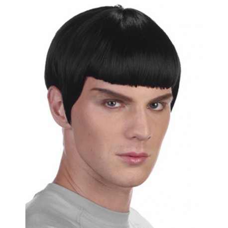 Perruque Spock Star Treck homme