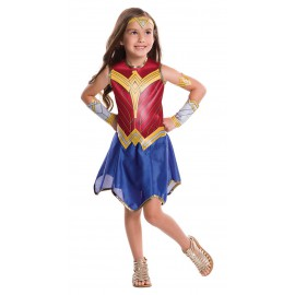 Déguisement Wonder Woman™ fille - Justice League™