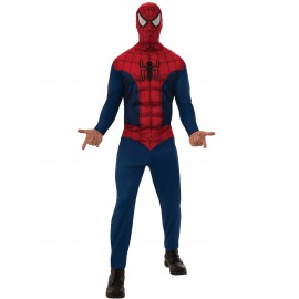 Déguisement Spiderman costume marvel adulte