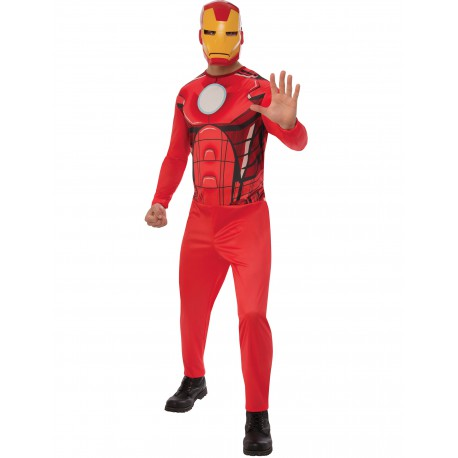 Déguisement Iron Man costume marvel adulte