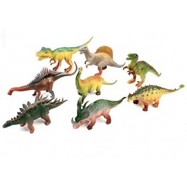 Dinosaures figurines à collectionner (17 cm)