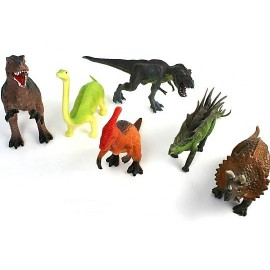 Dinosaure figurines à collectionner (22 à 30 cm)