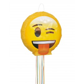 Pinata Emoji Smiley rubans