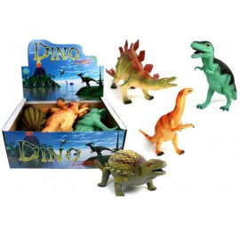 Dinosaures figurines à collectionner (35 à 39 cm)
