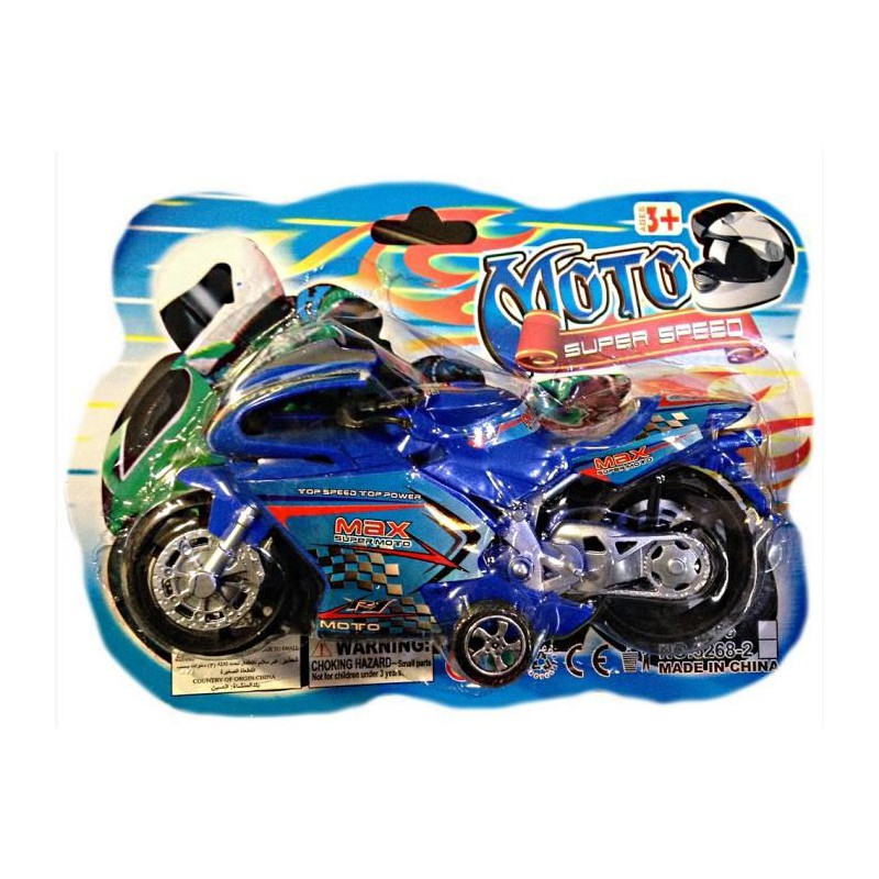 Moto Friction Cm 18 De Course HI9ED2W