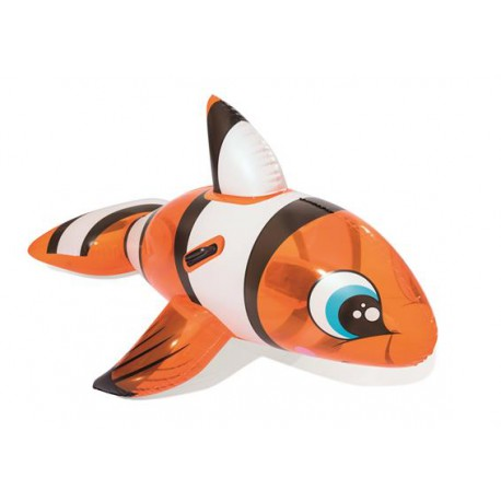 Bouée Poisson clown gonflable Bestway
