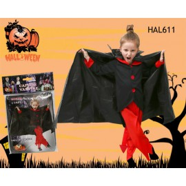 Cape de vampire enfant Halloween