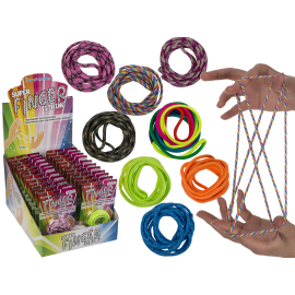 Jeu de ficelle - Finger Strings