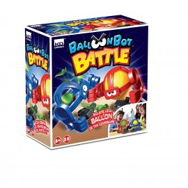 Balloon Bot battle - Jeu KD Games