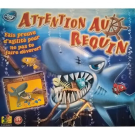 Attention au requin - Jeu de société