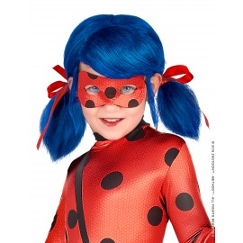 Perruque fille Ladybug Miraculous ™