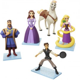 Set de figurines Raiponce - Disney