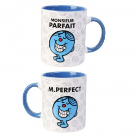 Mug Monsieur Madame - Mr Parfait