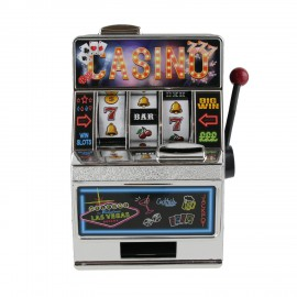 Tirelire Jackpot machine à sous
