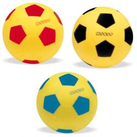 Ballon en mousse Soft Football 20 cm