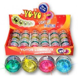 Yoyo lumineux Super Speed