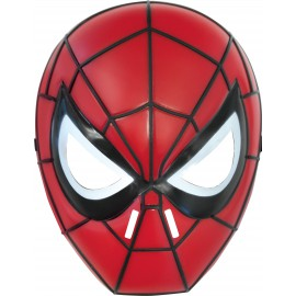 Masque Spiderman™ rigide enfant