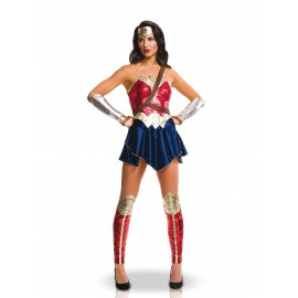 Déguisement Wonder Woman Justice League ™ adulte