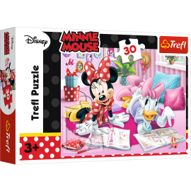 Puzzle Disney Minnie Best Friends - 30 pièces