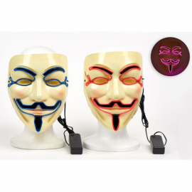 Masque Led Anonymous