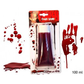 Faux sang en tube 100 ml