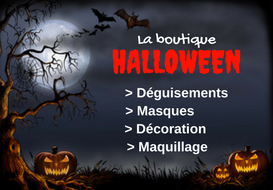 Boutique Halloween